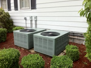 13 SEER High Efficiency AC Condensers by Rheem - Commercial Application.